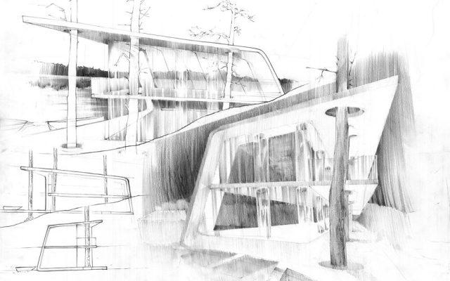 najlepszy rysunek architektoniczny