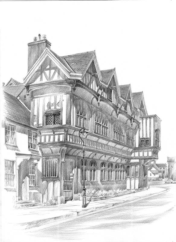 kurs rysunku architektonicznego