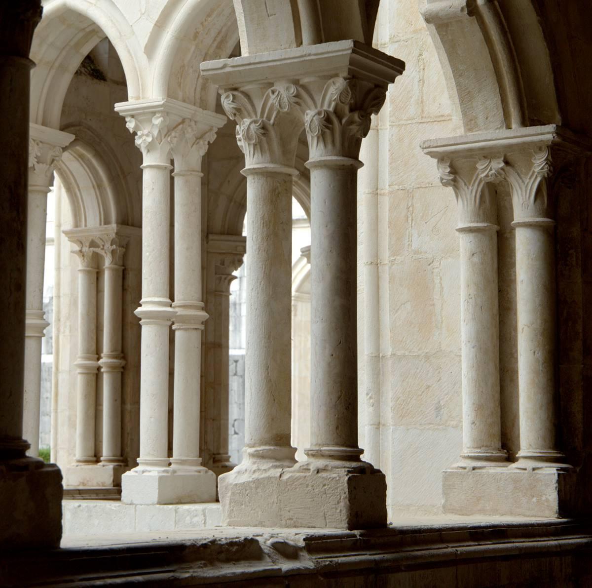 krużganki gotyckie