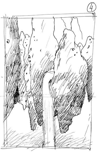 szkic do Avatara