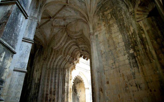 gotycka ruina