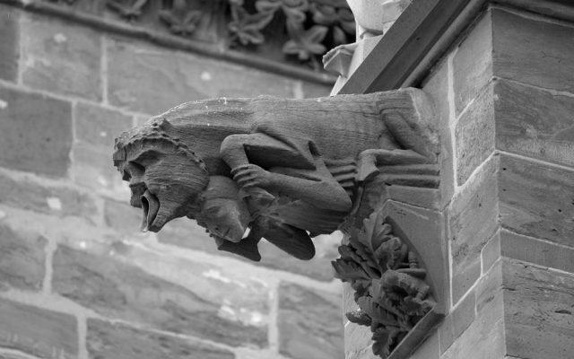 detal sredniowieczny