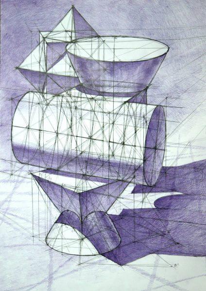 egzamin z geometrii na architekturę