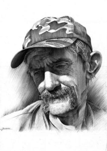 rysowanie portretu