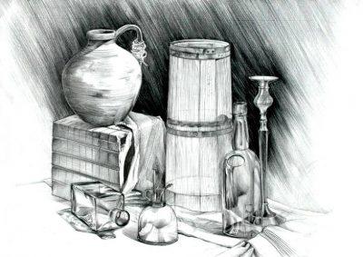 wakacyjny kurs rysunku dla hobbystów