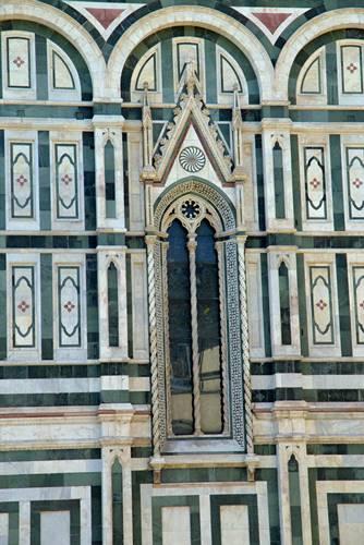 detal katerdy Santa Maria del Fiore
