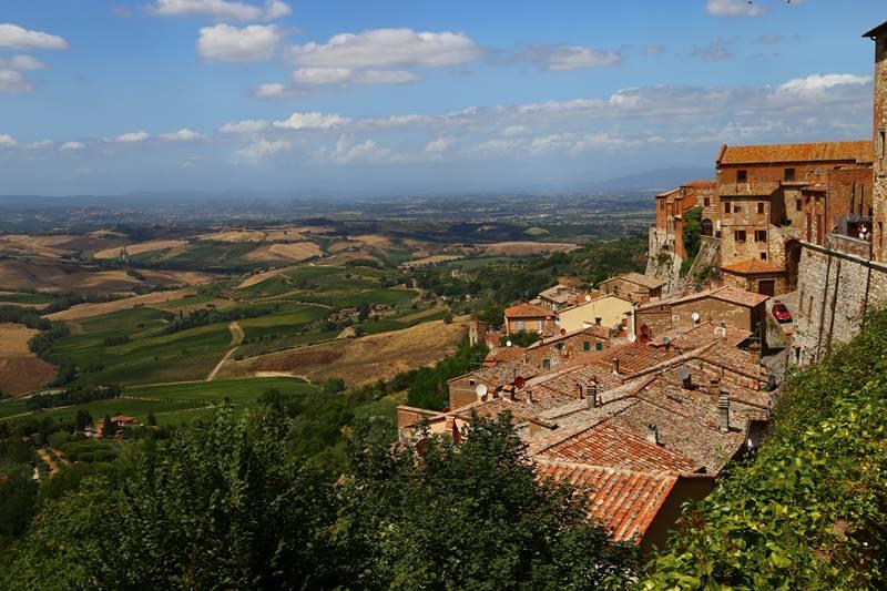 toskania montepulciano