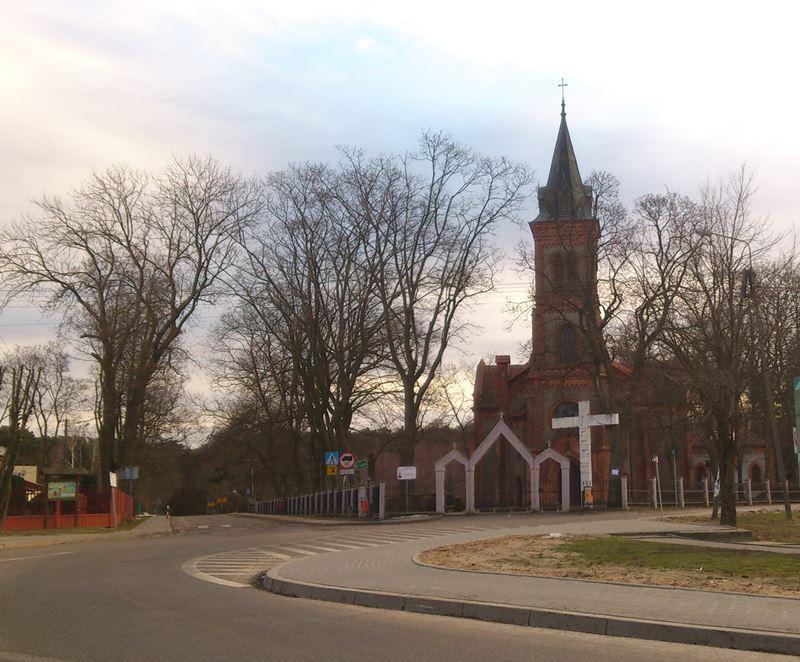 soczewka kościół