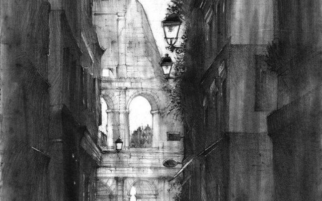 nauka rysunku architektonicznego