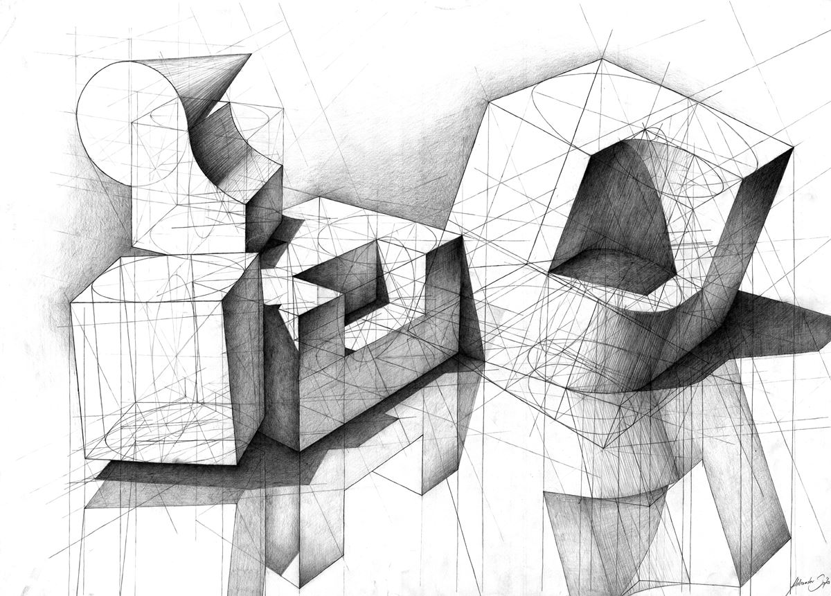 rysunek rzuty ortogonalne