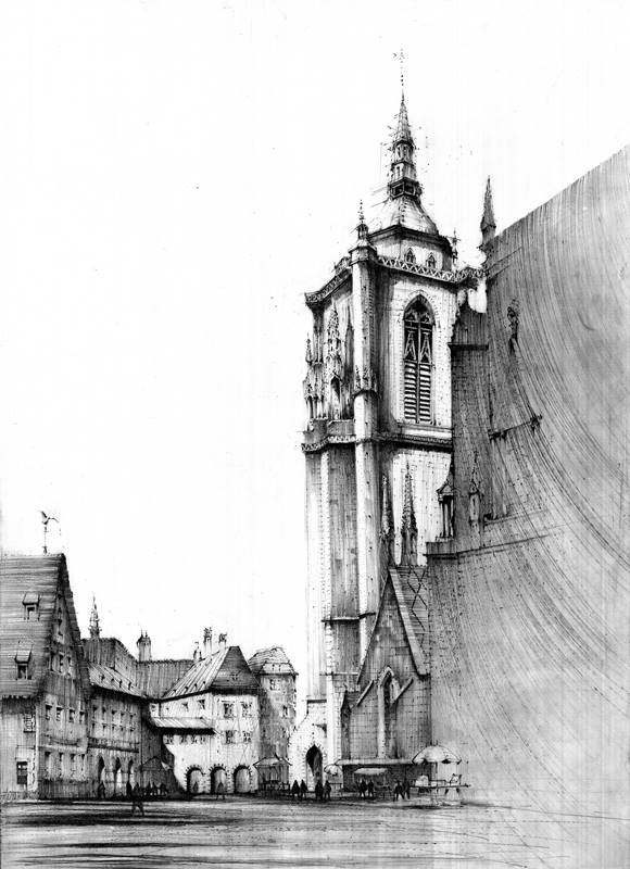 kurs rysowania architektury