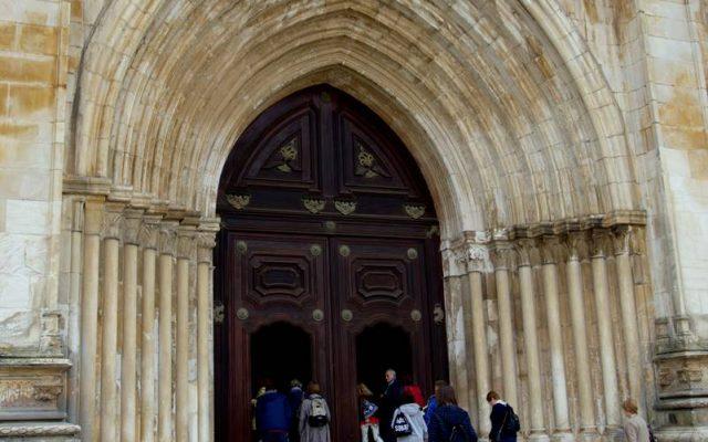 portal gotycki