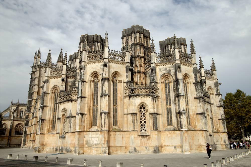 gotyckie zakończenie