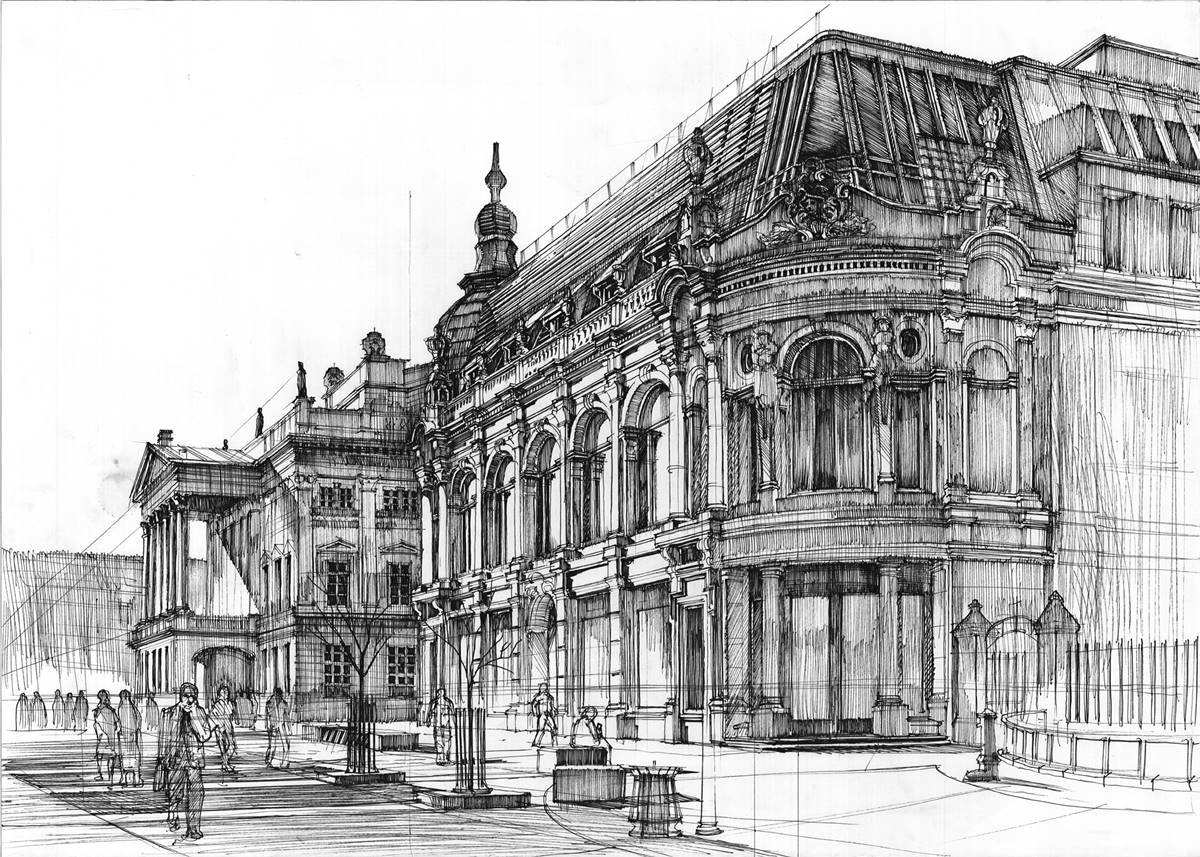 kurs na architekture Warszawa