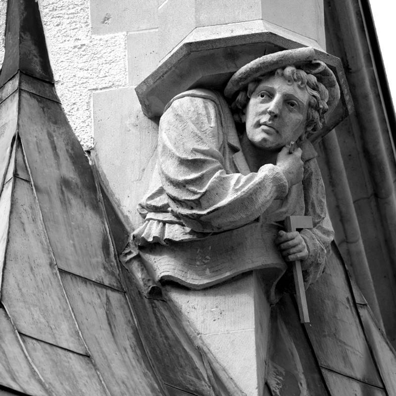 wspornik gotycki