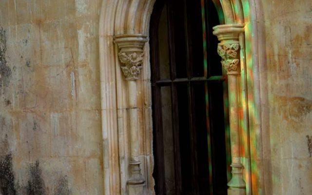 światło w gotyku