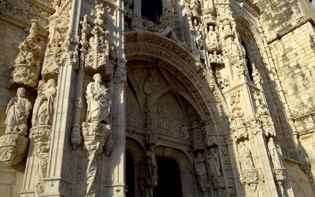 detal w architekturze