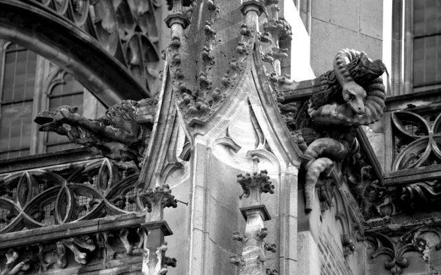 detal murow katedry