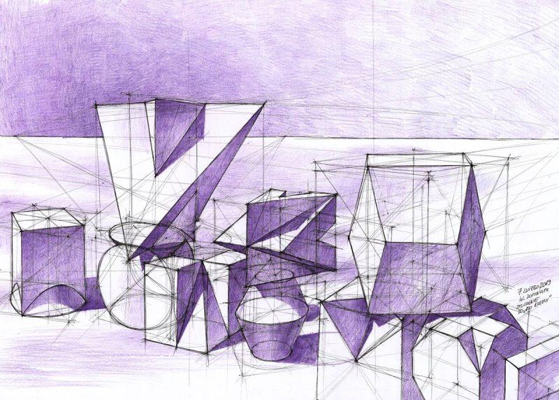 kurs rysunku geometrycznego