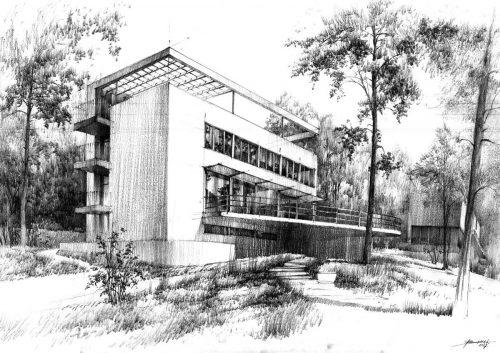 rysowanie architektury