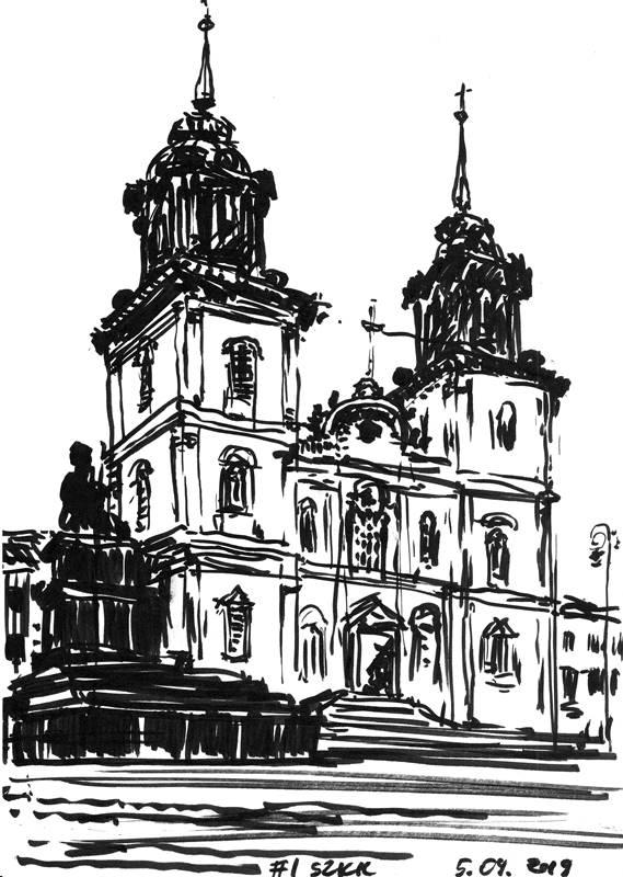 szkicowanie architektury