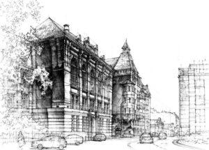 Katedra rysunku WAPW