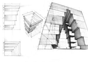 zasady rekrutacji na architekturę - rysunek geometryczny